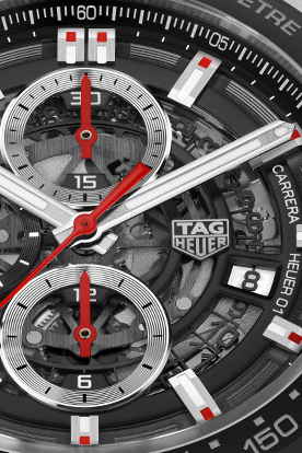 TAG HEUER CARRERA CAR201V.BA0714