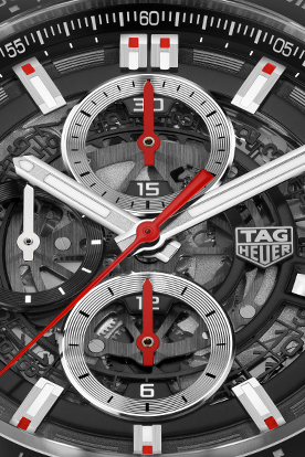 TAG HEUER CARRERA CAR201V.BA0766